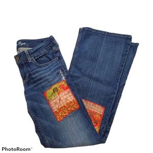 American Eagle Outfitters AE Hipster jeans size 4